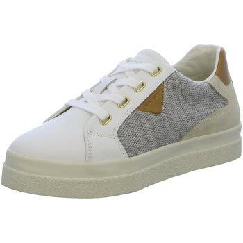 Schuhe Damen Sneaker Low Gant Schnuerschuhe Avona 23531015/G209 weiß