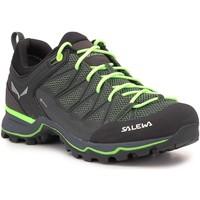Schuhe Herren Wanderschuhe Salewa Ms Mtn Trainer Lite 61361-5945 olivgrün