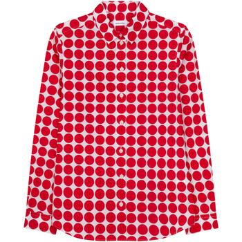 Kleidung Damen Hemden Seidensticker Schwarze Rose 60.132331 Rot
