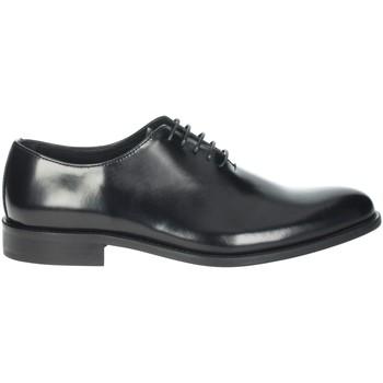Schuhe Herren Richelieu Hudson 38132 Schwarz