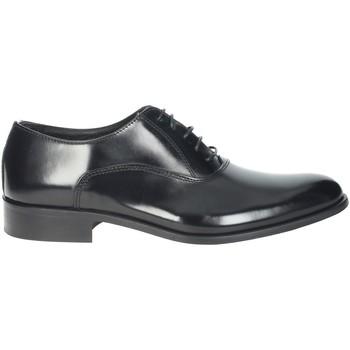 Schuhe Herren Richelieu Hudson 38000 Schwarz