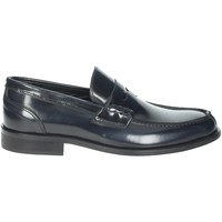 Schuhe Herren Slipper Hudson 100 Blau
