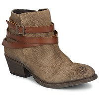Schuhe Damen Low Boots Hudson HORRIGAN Braun