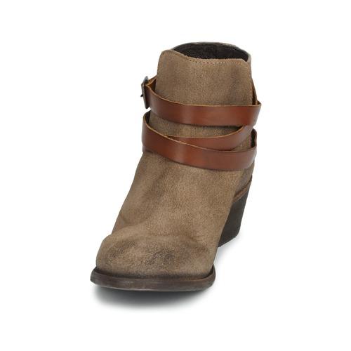 Hudson HORRIGAN Braun Braun HORRIGAN Schuhe Low Boots Damen 104,50 265934