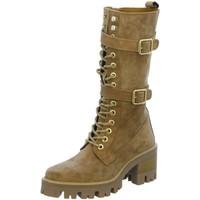 Schuhe Damen Low Boots Alpe Stiefel 20291195 beige
