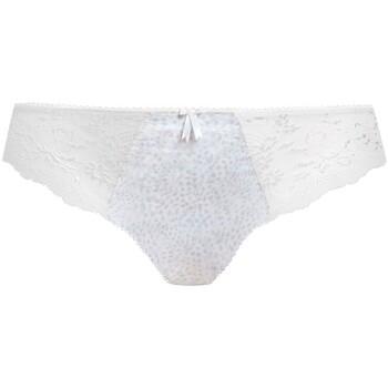 Unterwäsche Damen Damenslips Elomi EL4115 WHE Weiss
