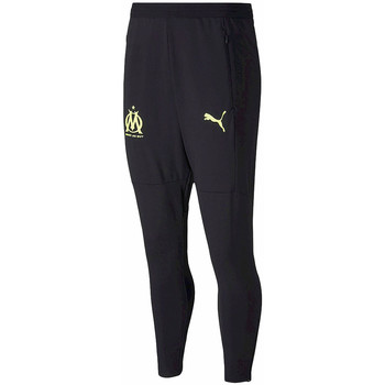 Kleidung Herren Jogginghosen Puma OM yellow Schwarz