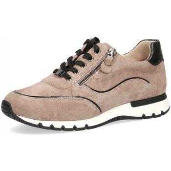 Schuhe Damen Sneaker Low Caprice Schnuerschuhe Woms Lace-up 9-9-23750-27/353 braun
