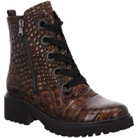Schuhe Damen Low Boots Waldläufer Stiefeletten H Luise Rod moro 716802-154-216-Luise braun