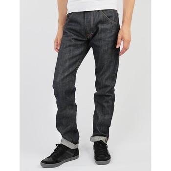 Kleidung Herren Slim Fit Jeans Wrangler BEN W11MXR041 blau