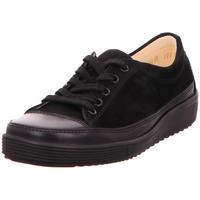 Schuhe Damen Sneaker Low Christian Dietz  schwarz