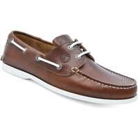 Schuhe Herren Bootsschuhe Seajure Bootsschuhe Silistar Braun