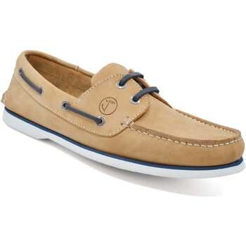 Schuhe Herren Bootsschuhe Seajure Bootsschuhe Cofete Kamel