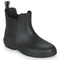Schuhe Damen Gummistiefel Isotoner 93701 Schwarz