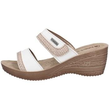 Schuhe Damen Pantoffel Inblu GZ 39 Weiss