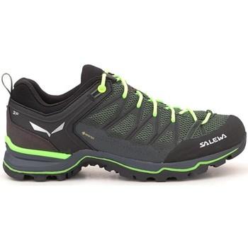 Schuhe Herren Wanderschuhe Salewa MS Mtn Trainer Lite Gtx Grün