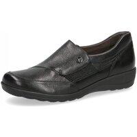 Schuhe Damen Slipper Caprice Slipper Komfort Slipper Halbschuh extra weit 9-24601-27 022 schwarz