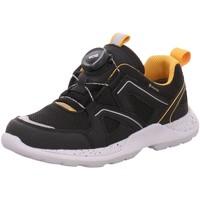 Schuhe Jungen Sneaker Low Legero Low 1-006218-0000 schwarz