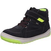 Schuhe Jungen Sneaker High Lurchi Schnuerschuhe BARNEY-TEX 33-14733-37 37 grau