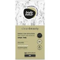 Beauty Damen Accessoires Körper Body Natur Clean Beauty Bandas Cera Cuerpo Pieles Sensibles 16 U