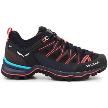 Schuhe Damen Wanderschuhe Salewa WS Mtn Trainer Lite Schwarz