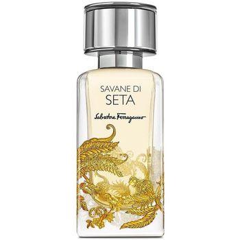 Beauty Eau de parfum  Salvatore Ferragamo Savane Di Seta Edp Zerstäuber