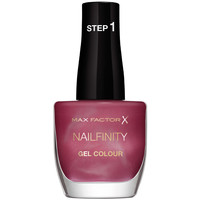Beauty Damen Nagellack Max Factor Nailfinity 240-tarlet