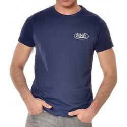 Kleidung Herren T-Shirts Von Dutch VD/TRC/DARY Blau
