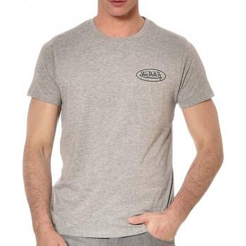 Kleidung Herren T-Shirts Von Dutch VD/TRC/DARY Grau