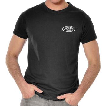 Kleidung Herren T-Shirts Von Dutch VD/TRC/DARY Schwarz