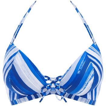 Kleidung Damen Bikini Ober- und Unterteile Freya AS6783 BSE Blau