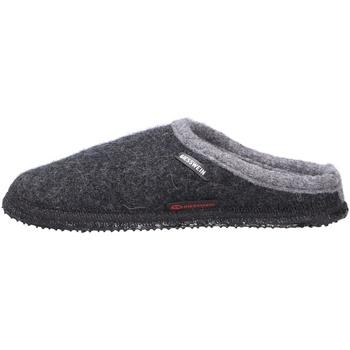 Schuhe Damen Hausschuhe Giesswein Dannheim, Herren Hausschuhe grau