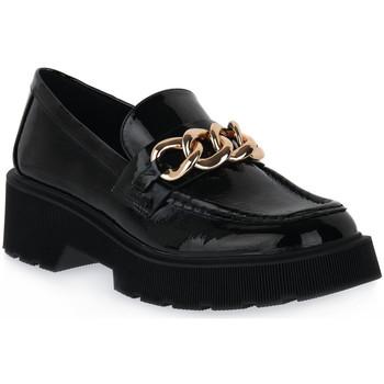 Schuhe Damen Slipper Steve Madden AMULET BLACK Nero