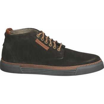 Schuhe Herren Sneaker High Pius Gabor Sneaker Ebony