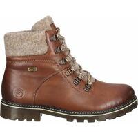 Schuhe Damen Boots Remonte Dorndorf Stiefelette Chestnut