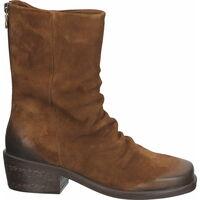 Schuhe Damen Klassische Stiefel Lazamani Stiefelette Cuoio