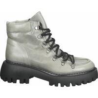 Schuhe Damen Boots Lazamani Stiefelette Ice