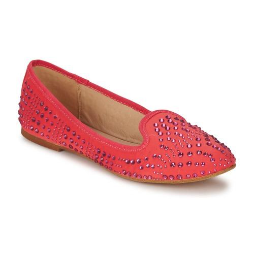 Schuhe Damen Slipper Bata GUILMI Korallenrot