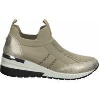 Schuhe Damen Slip on La Strada Sneaker Sand