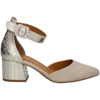 Schuhe Damen Pumps Bottega Lotti 774005 Beige