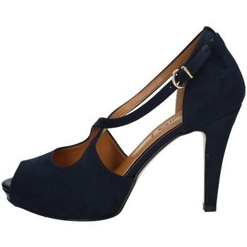 Schuhe Damen Sandalen / Sandaletten Bottega Lotti 4571002 Blau