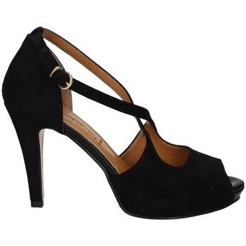 Schuhe Damen Sandalen / Sandaletten Bottega Lotti 4571002 Schwarz