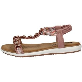 Schuhe Damen Sandalen / Sandaletten Tiglio 1332 ROSA