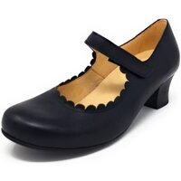 Schuhe Damen Pumps Brako Slipper MINTHY negro 6174 negro schwarz
