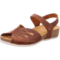 Schuhe Damen Sandalen / Sandaletten Brako Sandaletten Creta cuero 203 cuero braun
