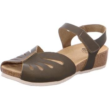 Schuhe Damen Sandalen / Sandaletten Brako Sandaletten Creta kaki 203 kaki grün
