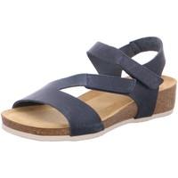 Schuhe Damen Sandalen / Sandaletten Brako Sandaletten Creta marino 205 marino blau