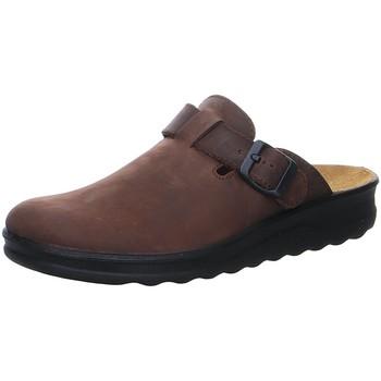 Schuhe Herren Pantoletten / Clogs Romika Westland Offene Metz 265 Clog 26265/348380 braun