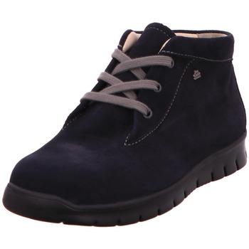 Schuhe Damen Boots Finn Comfort LEON navy (8)