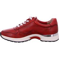 Schuhe Damen Sneaker Low Caprice  rot